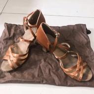 拉丁舞 國標舞鞋 二手