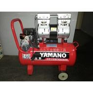 *含稅4850* YAMANO 山野牌 2.5HP 30L 直接式 無油 靜音空壓機 裝潢