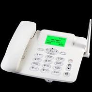 中諾C265無線插卡電話機 插4G移動聯通電信固話sim卡