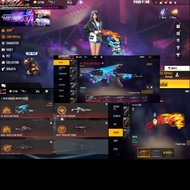 Selling Account free fire sultan