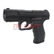 UMAREX Walther P99 ลิขสิทิ์แท้ มาร์คกิ้งครบทั้งกระบอก มีแม็กกาซีนให้ 2 อัน!! ค้างสไลด์ได้ แถมฟรี!! ลูกกระสุนบีบี 200 นัด ขนาด 1:1 สมจริงสุดๆ เหมาะสำหรับเก็บสะสม ชักยิงทีละนัด ปืนอัดลมสปริง ปืนบีบีกัน ปืนของเล่น ปืนโมเดล