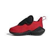 領券滿$2,800折$280【ADIDAS】愛迪達 FortaRun Mickey AC I 米奇 黑 紅 童鞋 小童-G27187