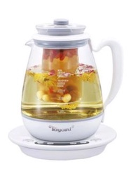 Toyomi Glass Health Pot Kettle 1.8L (WK 2162)