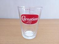 แก้ว Carnation แก้วตวง แก้วชงกาแฟ แก้วน้ำ แก้วคาร์เนชั่น อุปกรณ์ทำเครื่องดื่ม ขนาด 6 oz/150ml.