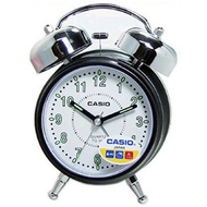 Casio Bell Alarm Clock with Light and Snooze Tq362-1bdf
