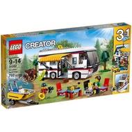 LEGO 樂高 31052 創意系列 Creator系列 度假露營車 全新未拆