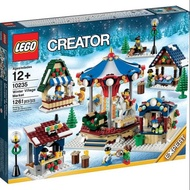 樂高 LEGO 10235 Winter Village Market 冬季市集