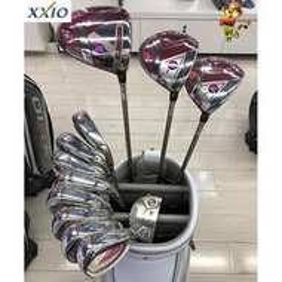 【宏途】專賣店 XXIO MP1100高爾夫球桿女士套桿波爾多紅XX10日本粉色