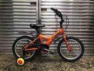 捷安特Giant kj182 16吋兒童腳踏車