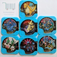 Pokemon tretta 3 star set #6