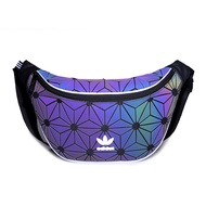 New Original AdidasTrefoil 3D Roll Series WaistBag Messengerbags-35*8*15 cm+dustbag+tag+plasticbag