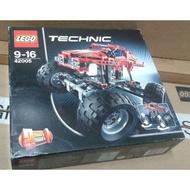 LEGO 42005 TECHNIC 科技系列 怪獸卡車