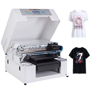 DTG Flatbed Printer, Direct to Garment T-shirt Printing Machine, Self Use and Small Business Flatbed Garment Printer ClK