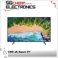 SAMSUNG UA55NU7100KXXS UHD 4K Smart TV (55 Inch) - Singapore Warranty