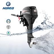 Outboard Motor HIDEA 2 Stroke 18hp Boat Engine