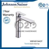 Johnson Suisse Trento Mezzo Plus Basin Mixer Tap Basin Mixer Tap Mixer Tap Basin Tap Wash Basin Tap Toilet Water Tap