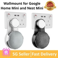 Wall Mount for Google Home Mini and Google Nest Mini (1st Gen and 2nd Gen )