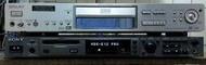 故障 Sony MDS-E12 PRO 專業用 MD 錄音座 可作 D/A 轉換器