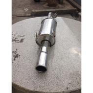 喜美HONDA K6 四門  厚重直通  排氣管