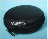 Edifier抗壓耳機包 耳機包 耳塞包 收納盒,適 AKG 鐵三角 SENNHEISER SONY IE8 ex90 cx500 IE7小耳機