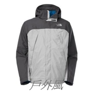 【The North Face】The North Face 男GT 羽絨兩件式外套 灰白/釩灰 $19800