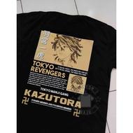 Kazutora T-Shirt Hanemiya Valhalla Anime Tokyo Revengers 536