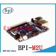 TW17658 / 香蕉派 BPI-M2U(Banana Pi M2 Ultra) 四核芯 開發板