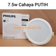 Philips 7.5w Round 5 Inch 7.5 Watt Led Downlight Lights