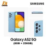 三星 - Galaxy A52 5G (8GB+256GB) 炫目藍 智能手機【香港行貨】A5260