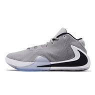 Nike 籃球鞋 Zoom Freak 1 EP 灰 白 男鞋 運動鞋 字母哥 反勾 BQ5423-002 【ACS】