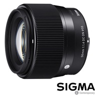 【Sigma】56mm F1.4 DC DN Contemporary 公司貨(微單眼鏡頭)