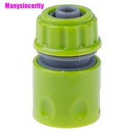 [MSTY] 1/2 inch Watering Hose Connector Garden Plumbing Fittings Water Hose