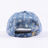 Supreme & LV 聯名三明治牛仔布棒球帽 MLB帽子 鴨舌帽 太陽帽 刺繡運動帽25