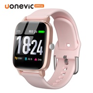 Uonevic Smart Watch V98L HD Screen IP67 Waterproof All Weather Display Long Life Health Monitoring Fashion Wristband for Apple / Android