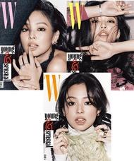 W KOREA (韓文版) 2018.11 / 三版封面隨機出貨 (航空版)