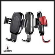 【Love Shop】Baseus倍思 重力車載支架無線充 無線充電 車用支架 iPhoneX