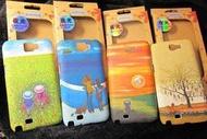 (特價150元) 幾米 手機殼 Samsung Galaxy Note2 N3 I5 n7100 4S 手機套 保護套
