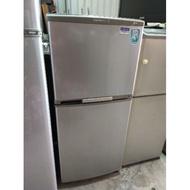 台中市南區德富二手家電---- LG 149公升雙門小冰箱 ----5000元