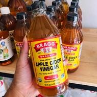 คีโต Apple Cider Vinegar  #สินค้านำเข้าของแท้ ขนาด 473 ml. พิเศษขวดละ 256.-บาท