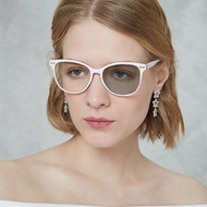 Photochromic  Reading Sunglasses Photochromic Reading Glasses magnifier Women cat Farsighted diopter Presbyopic Eyeglasses FML
