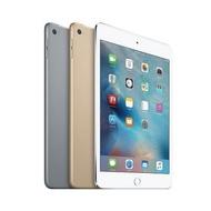(嚴選福利品)Apple iPad mini 4代 8吋 玻璃貼 皮套 耳機 全配Wi-Fi 64GB
