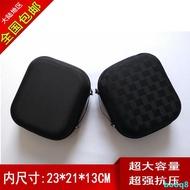 飛利浦SHP9500 SHP8000 X1/X2 L2BO A1 A5PRO頭戴式耳機包 收納盒w11/7