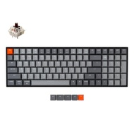 Keychron K4 G V2 Bluetooth Wireless Mechanical Keyboard w/ White Backlight Hot-Swappable Switch Wire
