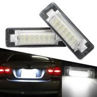 奔馳W210專用LED車牌燈BENZ牌照燈E-Class W210 C-Class W202 E級C級車燈改裝