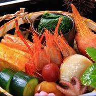 【電子票券】台北老爺酒店2F中山日本料理廳2人午餐套餐券(假日2人+100)