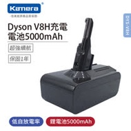 Kamera 吸塵器鋰電池 for Dyson V8H / V8 系列 / V8 Animal / V8 Absolute / V8 Fluffy / V8 Fluffy+ / V8 Animalpr