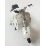 [在台現貨] 偉士牌 1/18 Vespa 50 Special 赫本復古摩托車 1969年 仿真合金踏板摩托車模型 實物拍攝