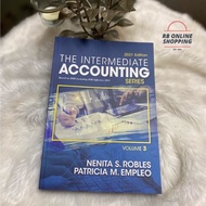 Intermediate Accounting, Volume 3 By Robles and Empleo (2021 Edition)
