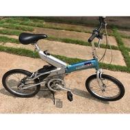จักรยานพับไฟฟ้า Honda