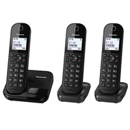 【Panasonic 國際牌】KX-TGC283TW DECT三子機中文數位無線電話(中文電話簿)